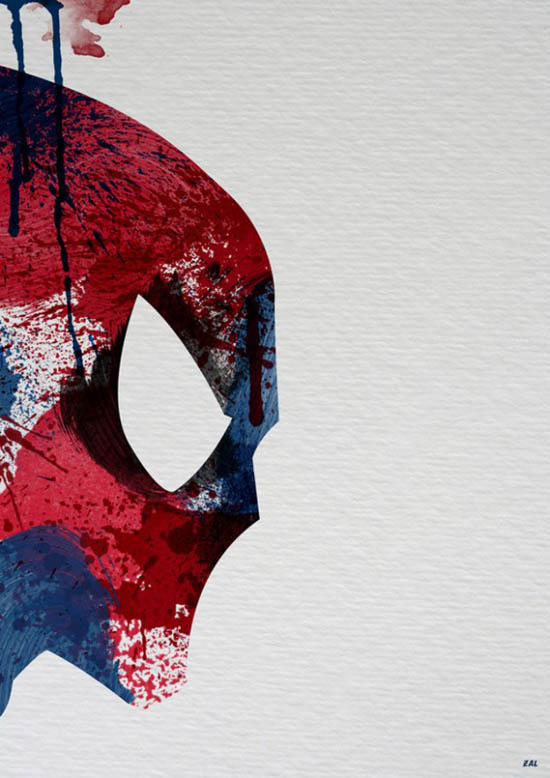 Super heróis -  Homem Aranha