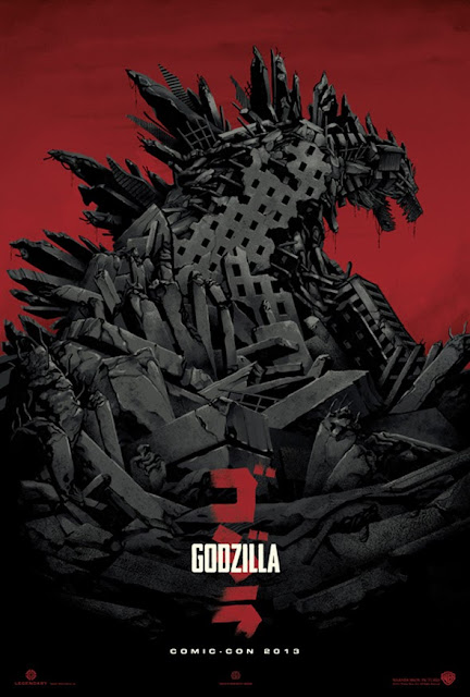 Habrá Godzilla para el 2014