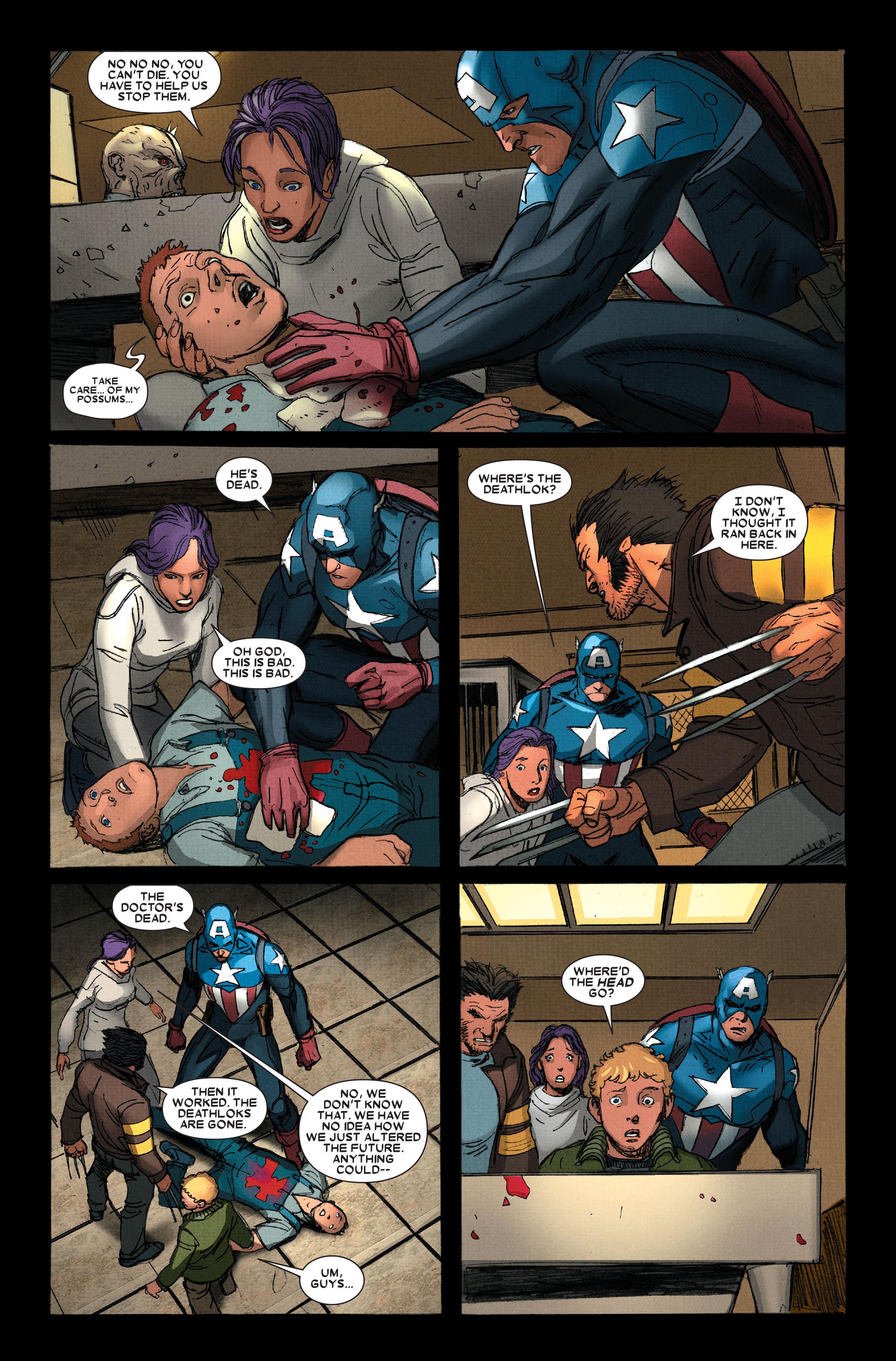 Wolverine: Weapon X #13 #4 - English 21