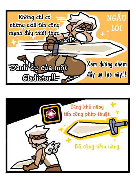 Dragon Nest Random Scribbles chap 11 - Trang 16