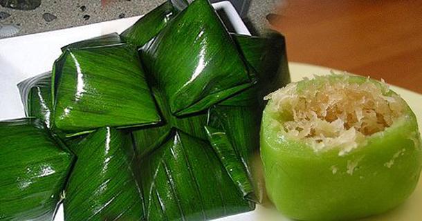 LOPEK BUGI kuliner khas Riau