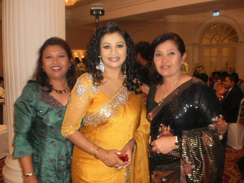 Nehara and Menaka Wedding
