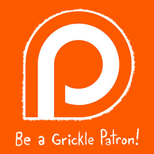Grickle Patreon