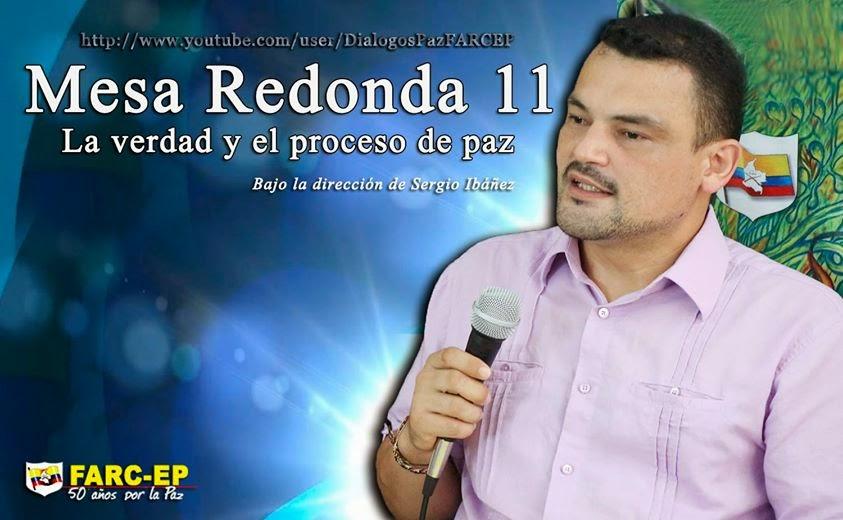 Mesa Redonda 11 'La verdad y el proceso de paz'