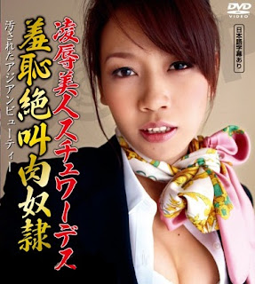 [GSSH004] Meat Beautiful Stewardess Rape Screaming Shame