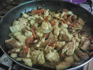 pollo indian mix