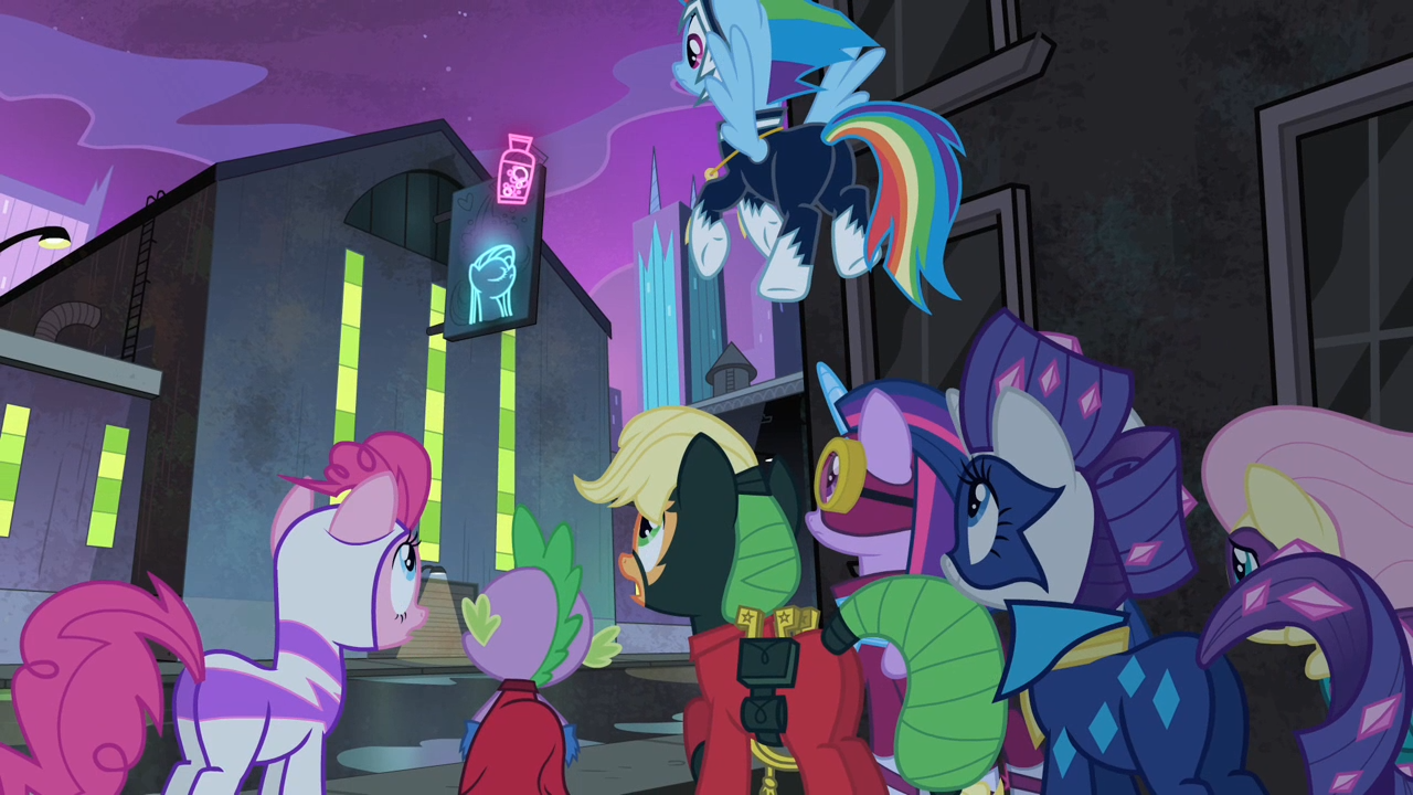 the thunder productions picking apart my little pony friendship