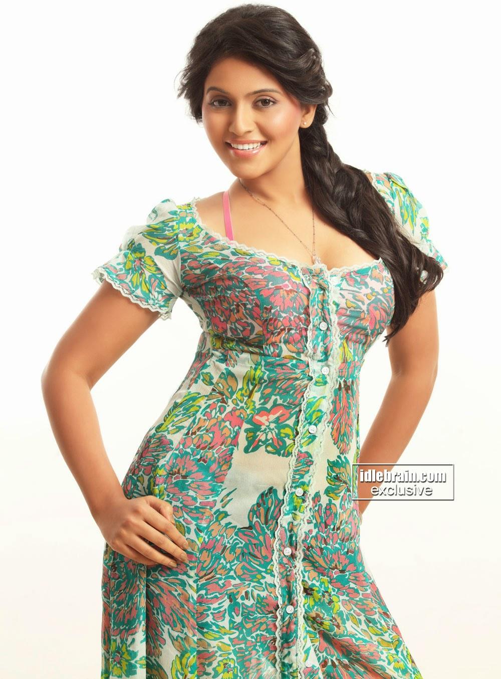 Anjali spicy dress