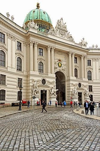 Hofburg Imperial Palace,Austria: