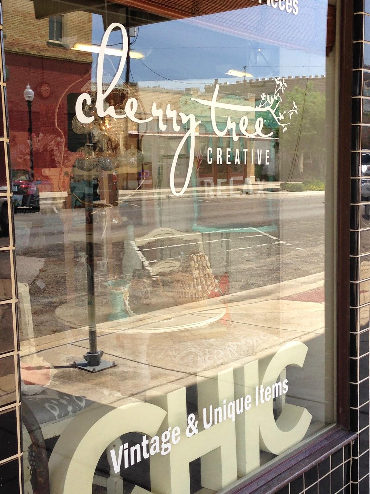 Cherry Tree Creative, Taylor Texas, Shop Taylor TX