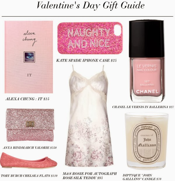 valentine's day, alexa chung, naughty and nice, iphone case, dress, rosie huntington whitley, chanel, anya hindmarch, victoria's secret, diptyque, john galliano
