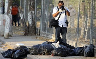 Seven dismembered bodies found in Mexico