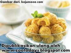 Resep & Cara Membuat Kue Nastar Keju Moo | Suster Blog