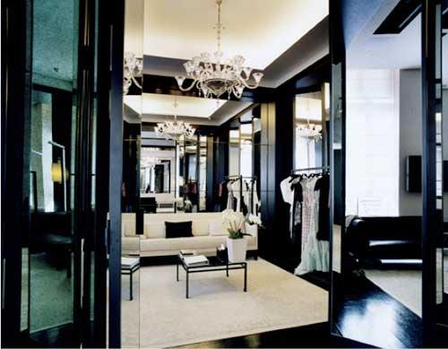 Fantabulous design: The art of the dressing room