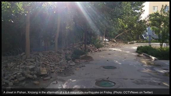Earthquakes Hit, Gamma Prediction | S0 News July 3, 2015  Xiajiang-quake