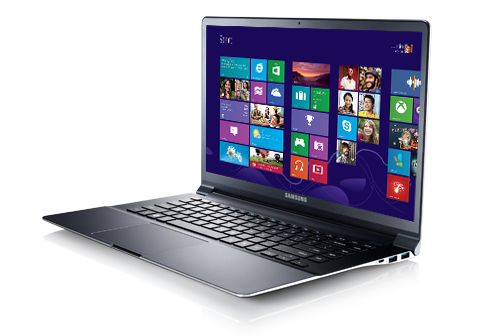 Laptop Samsung Windows 8