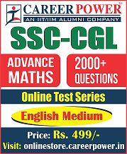 Advanced Maths for SSC CGL Online Test Series