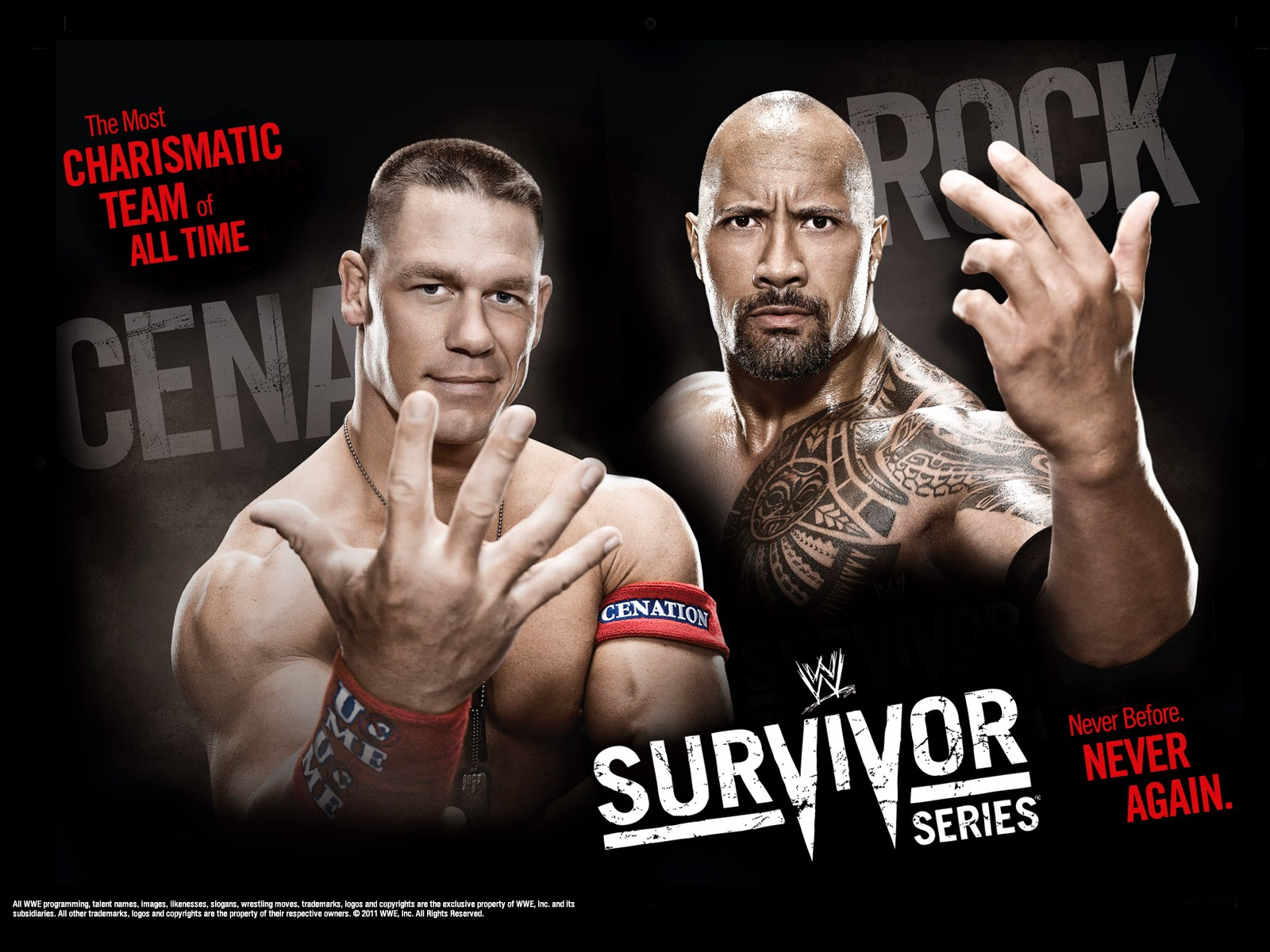 the history of wwe survivor series part 9 2011 2013 enuffa com