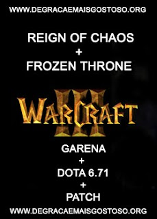 y57jm Download   Warcraft 3 Completo + Dota + Patch + Garena
