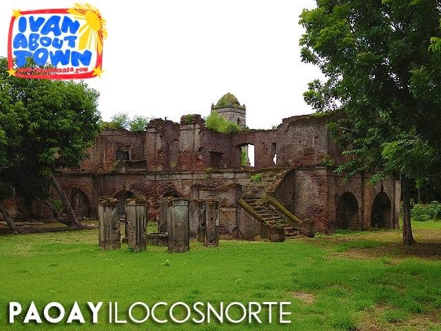 Paoay Convento Ruins, Paoay, Ilocos Norte