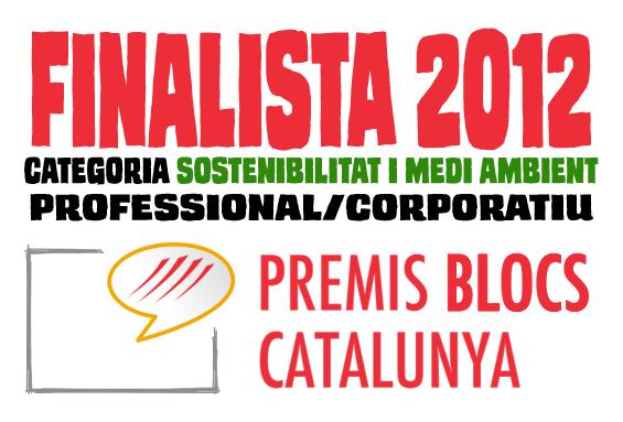 Premis Blogs Catalunya 2012