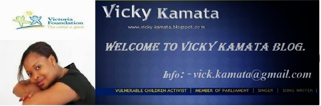 VICKY KAMATA BLOG.