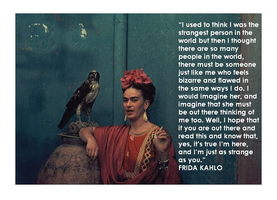 frida kahlo quotes quotesgram