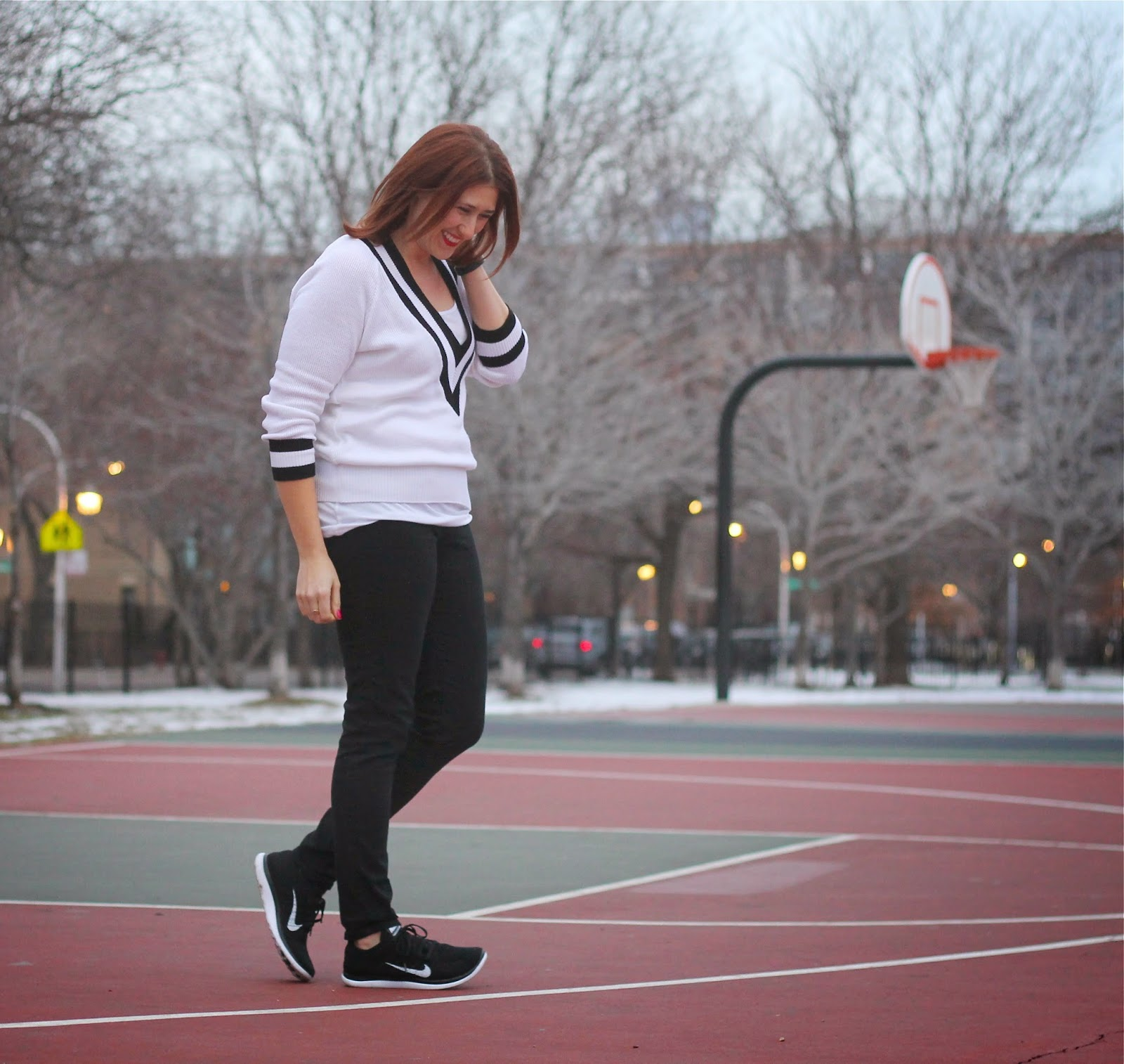 deep, v, varsity, sweater