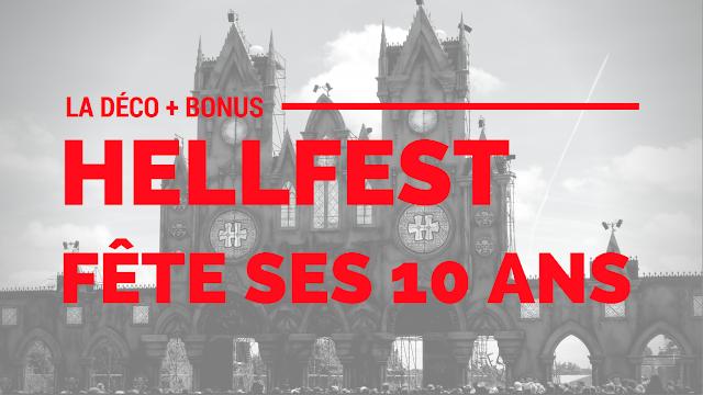 Déco Hellfest 2015