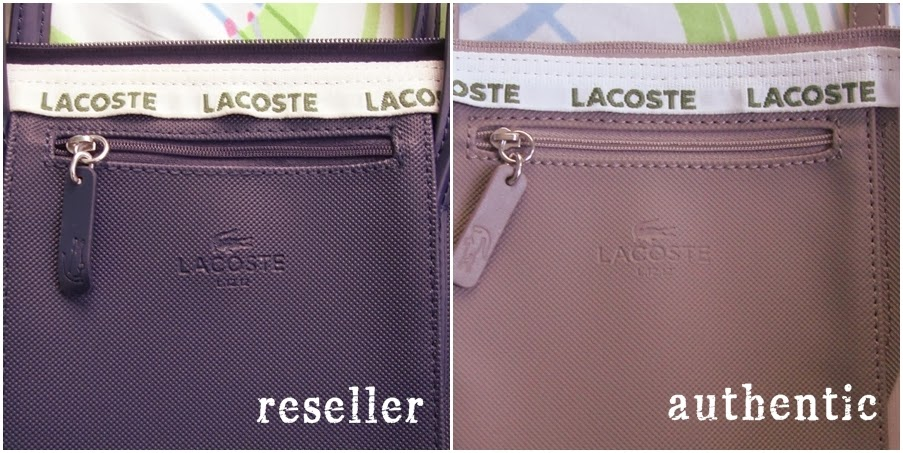 Lacoste Concept Shopping Bag Review : An Attempt to Spot ...