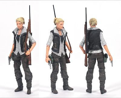 McFarlane Toys The Walking Dead (TV Series) Series 4 - Andrea Figure