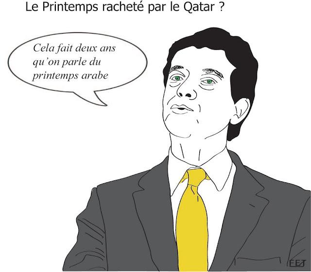 le-printemps-racheté-par-le-Qatar-fej-dessin
