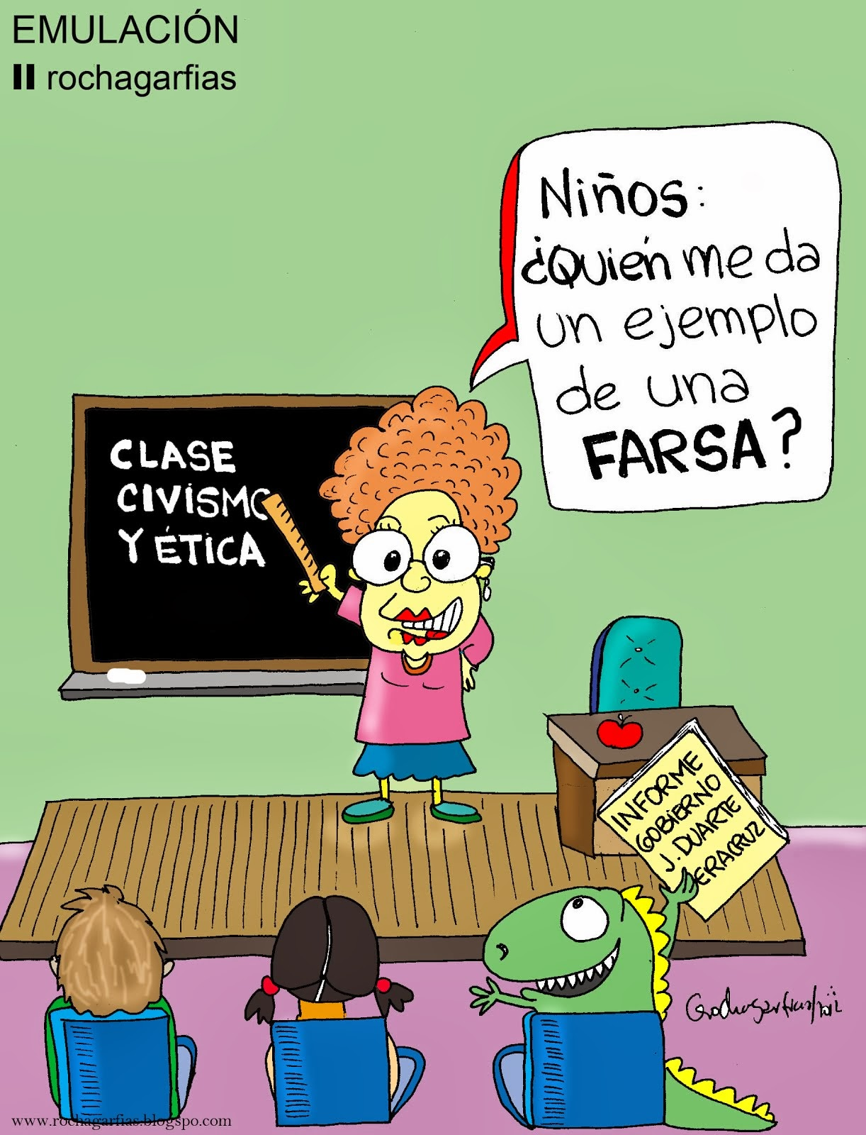 Veracruz: emulación de FARSA.