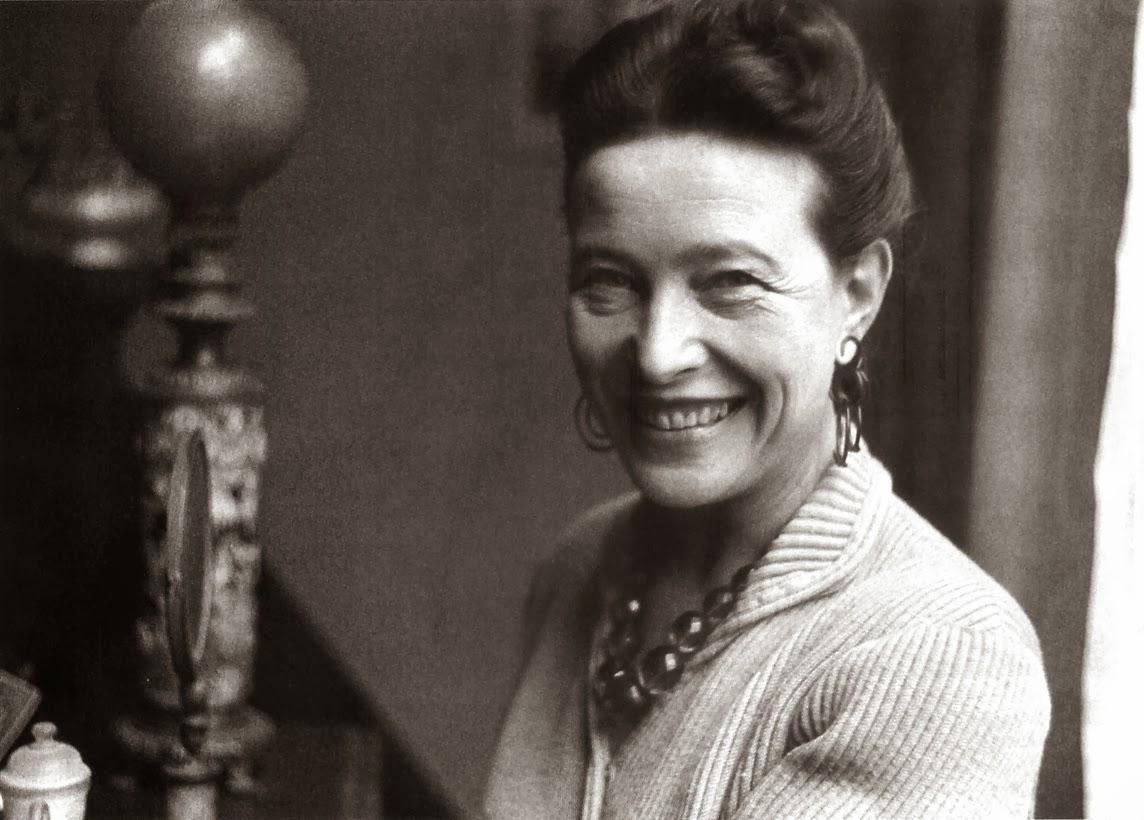 Simone de Beauvoir ile Google Doodle Karşımızda!