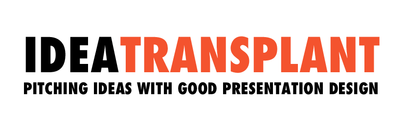 Presentation design blog Idea Transplant / SlideMagic