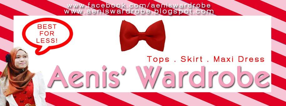 Aeni's Wardrobe