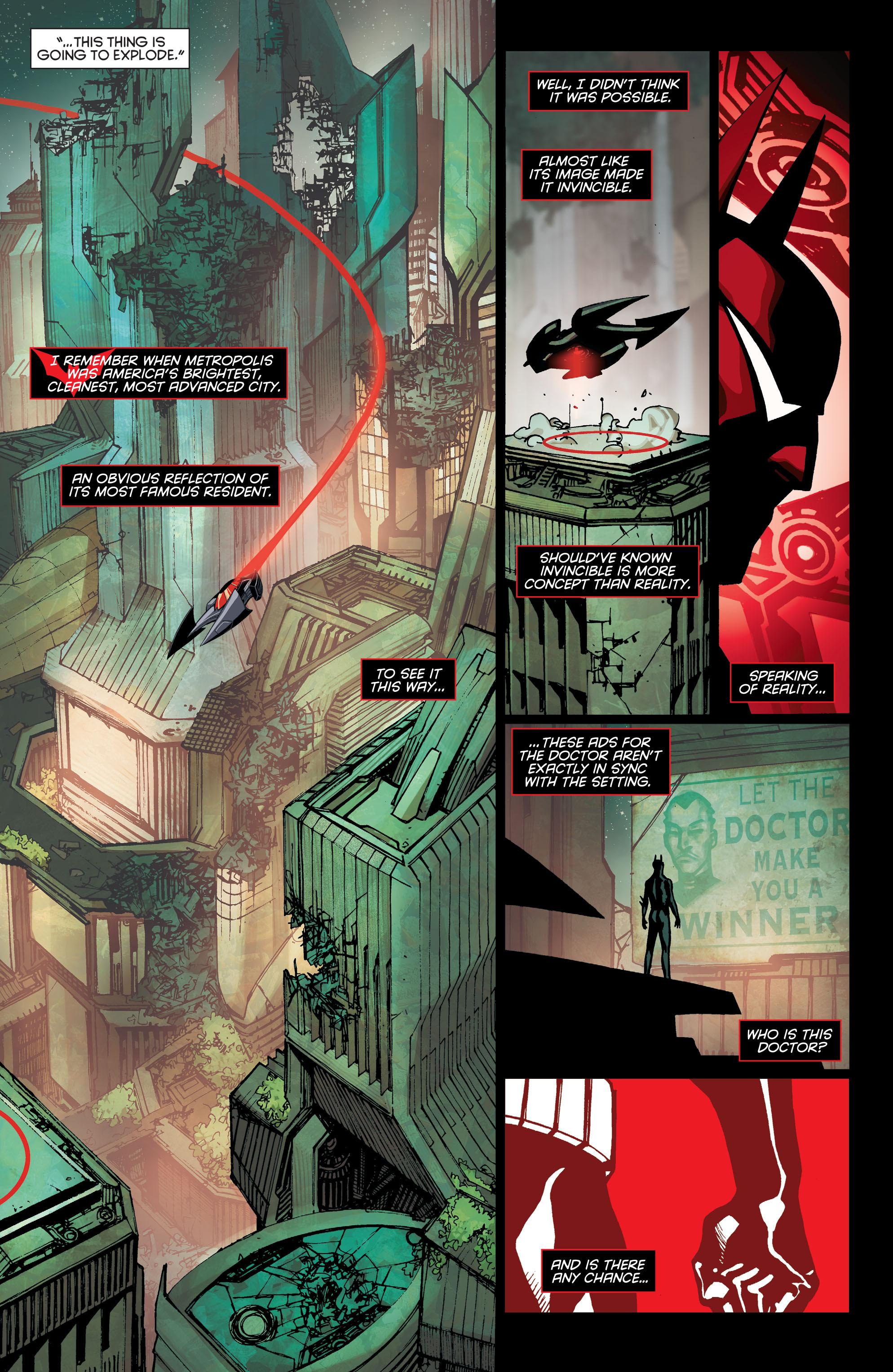 Batman Beyond (2015) Issue #9 #9 - English 7