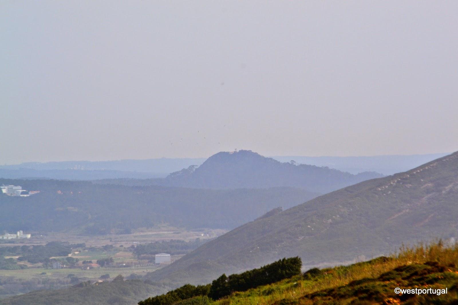 история португальского города Назаре