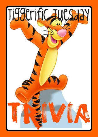Tiggerific+Tuesday+Trivia Tiggerific Tuesday #DisneyTrivia: Cirle of Life Lyrics