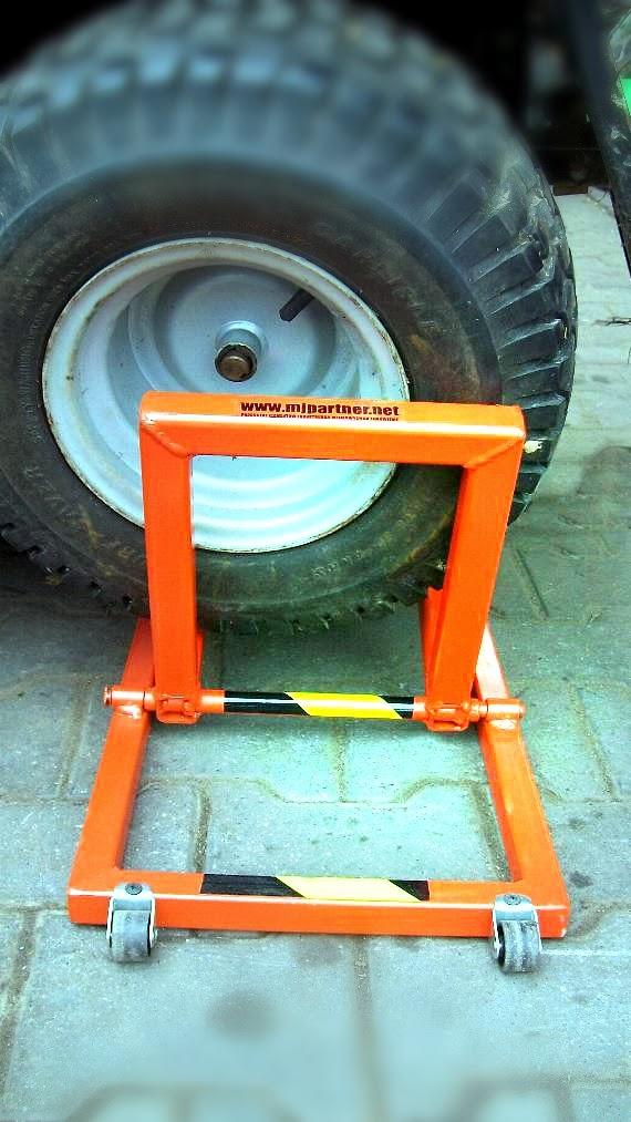 Koła do traktorka kosiarki