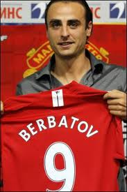 Dimitar Berbatov - Excellent Football Player Hat Trick top
