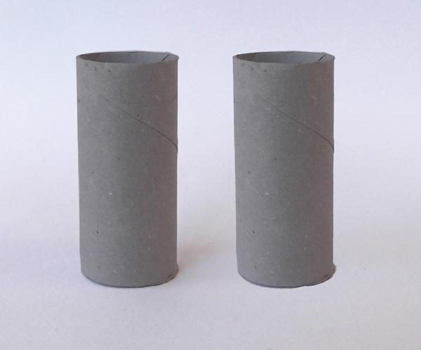 toilet peper rolls