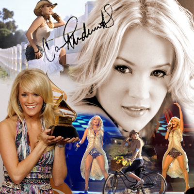 Carrie Underwood – From the genuine winner of American Idol to Country Music Mega-Star. Renart 2011.