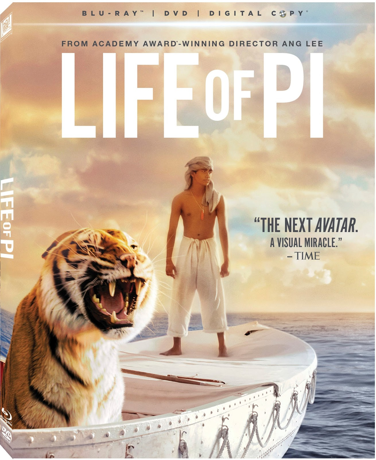 Review  Life of Pi  Movie Life Of Pi Book
