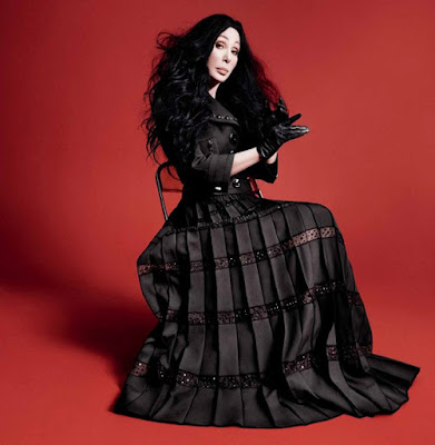 Cher new face of Marc Jacobs Fall/Winter 2015.