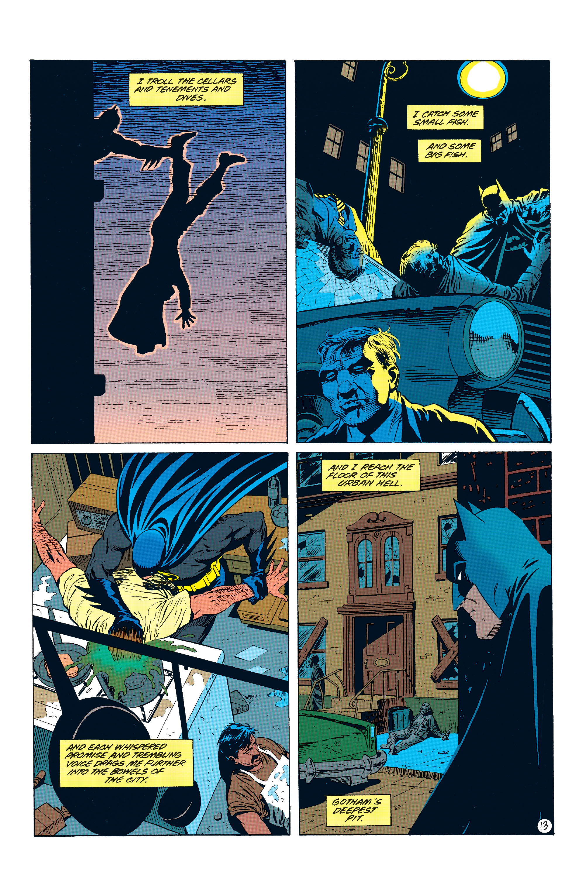 Detective Comics (1937) Issue #678 Page 14