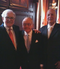 Buffet, Keck, Molitor  --  California Club, L.A.