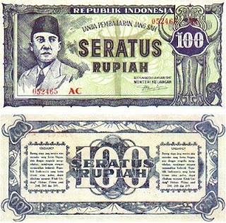 Gambar Uang Indonesia Jaman Dulu [ www.BlogApaAja.com ]
