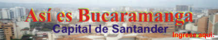 Así es Bucaramanga -Sitio líder