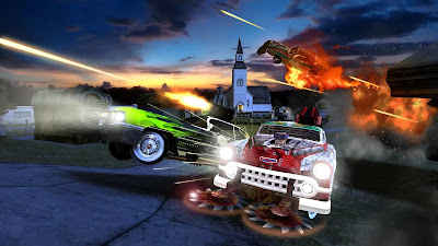 Death Tour Mod Apk + Data v1.0.31 Unlimited Everything